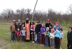 Actiune caritabila in sprijinul copiilor de la Valea Plopului