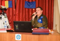 Un fost poliţist din Ploiești şi-a deschis restaurant şi s-a făcut actor de stand-up comedy