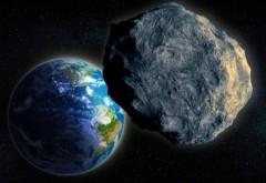Un ASTEROID GIGANT va trece mâine pe lângă Pământ