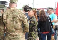 Cele mai FRUMOASE femei din armata NATO, surprinse la Ploiești