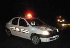Urmărire PERICULOASĂ în Blejoi. Un şofer beat a fugit de poliţişti