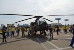 O bătrânică din Ploieşti a sunat ieri la 112, deranjată de ZGOMOTUL elicopterelor NATO