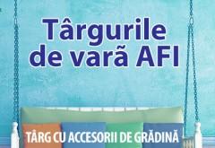 Targul cu accesorii de gradina, organizat la Afi Palace Ploiesti