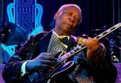 """B. B. King a murit.""""Regele blues-ului"""" avea 89 de ani - VIDEO"""