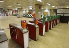 Bărbat ÎNJUNGHIAT la metrou în București