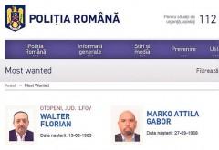 Florian Walter, dat în urmărire de IGPR