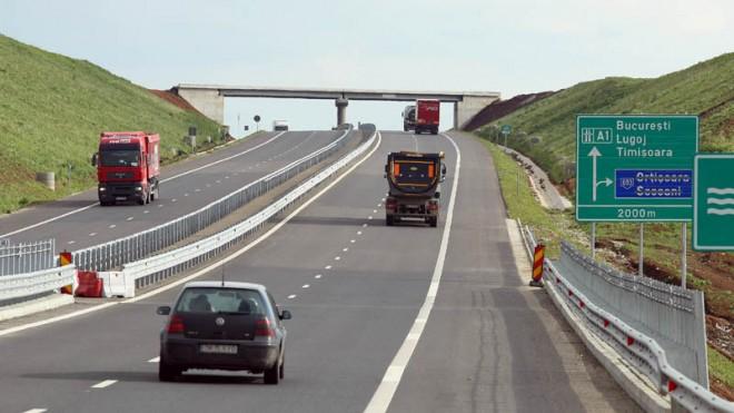 CNADNR dă 40 de milioane de euro pentru autostrada Bucureşti - Ploieşti
