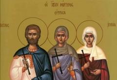 Zi importantă pentru credincioşi! Sute de români le poartă numele