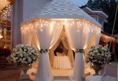 Cum sa transformi o nunta de vis intr- o poveste nemuritoare: Club Laguna Ploiesti, universul luxos pus la dispozitia ta, in momentele speciale