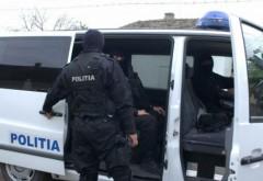 Polițiști din Prahova, mobilizați pentru percheziții vizând o grupare specializată în furtul de autoturisme
