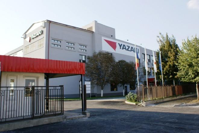 Accident de muncă la Yazaki. O femeie a ajuns la spital