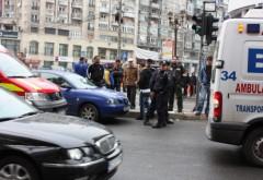 Sinucidere in Ploiesti: Un barbat a fost gasit spanzurat in ghena interioara a unui bloc de pe Bd. Republicii