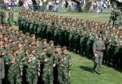 Amendă pentru rezerviștii care nu se prezintă la Centrul Militar!