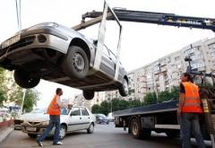 SGU Ploiești respectă legea! Nu ridică mașinile parcate neregulamentar