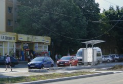 Astea sunt noile statii de tramvai din Ploiesti? Pe bune?!