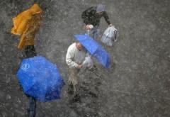 ALERTĂ METEO de ploi