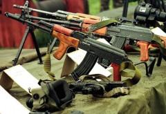 Ce au descoperit polițiștii la traficanții de arme din Prahova