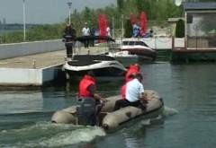 Accident ŞOCANT pe Lacul Snagov