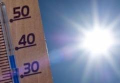 ALERTĂ METEO de CANICULĂ şi FURTUNI în toată ţara. Temperaturile maxime: 37 de grade Celsius