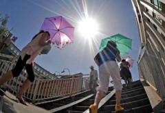 Vom avea o vară explozivă! Se anunţă temperaturi caniculare şi secetă! Cum va fi vremea în următoarele trei luni