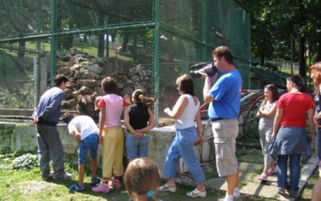 Școală de vară în Grădina Zoologică Ploiești