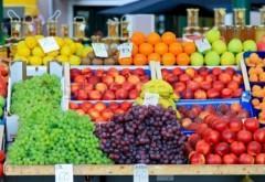 Atenţie când cumpăraţi fructe de la Hale. Ce au descoperit oamenii legii