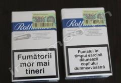Trafic cu țigări în curtea Poliției Locale Ploiești. Un șef de la Rutieră vinde Rothmans cu 10 lei pachetul
