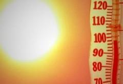 Vine CANICULA. Temperaturi EXTREME în ROMÂNIA