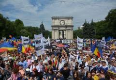Vot ISTORIC la Chisinau