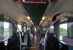 Tren privat pe ruta Ploiești – Constanța. Cât costă un loc în vagoanele cu aer condiționat, prize și Wi-Fi