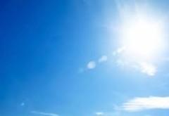PROGNOZA METEO PE TREI ZILE: Vremea va fi călduroasă, caniculară în weekend