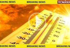 COD PORTOCALIU DE CANICULĂ. Temperaturile vor ajunge la 39 de grade la umbră