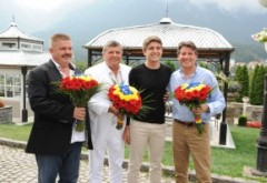 Un atlet celebru a devenit ambasador onorific al orașului Bușteni