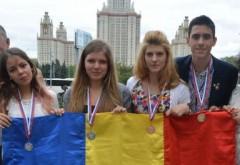 BRAVO! ROMANIA, locul I la Olimpiada Internațională de Geografie 2015