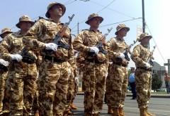 ANUNȚ despre salariile militarilor