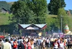 Festivalul Cașcavelei, organizat între 11 și 13 septembrie. Ce vedete cântă la Valea Doftanei