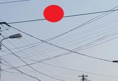WOW. Ce obiect a zburat astăzi deasupra Ploieștiului