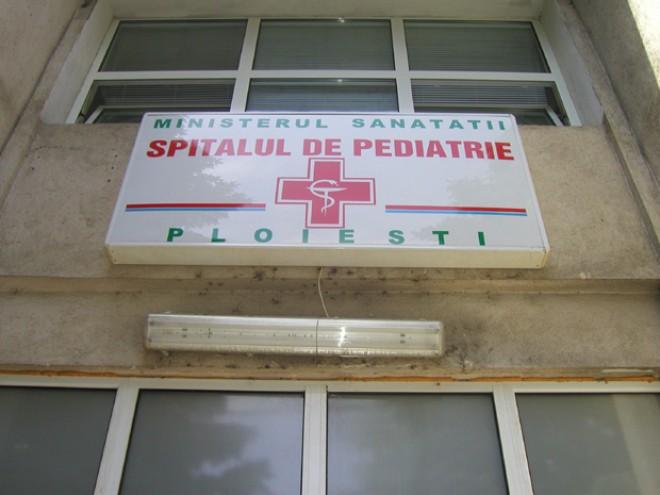 Activitatea secției ATI a Spitalului de Pediatrie din Ploiești a fost deblocată
