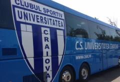 Ce au găsit polițiștii ploieșteni în autocarul suporterilor de la Universitatea Craiova