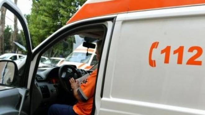 Lavinia Săniuţă, directorul Apa Nova, dusă cu ambulanţa la SPITAL