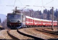 Zeci de trenuri au întârzieri din cauza unei defecţiuni a sistemului de coordonare a traficului feroviar