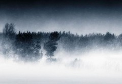 Ger SIBERIAN la mijlocul lunii octombrie: Temperaturi resimţite de MINUS 30 de grade HARTA INDICELUI DE RĂCIRE