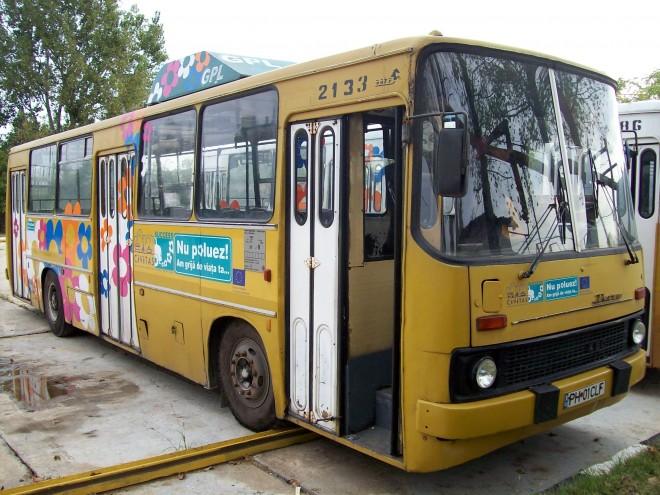 Ce AMENZI riști dacă mergi cu autobuzul prin Ploiești