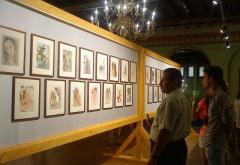 Vizitatorii expoziției Salvador Dali vor fi premiați. Joi are loc tragerea la sorți