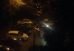 BĂTAIE crâncenă pe strada Cameliei din Ploiești VIDEO