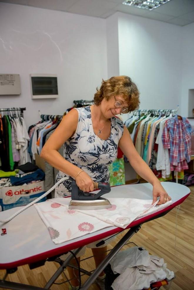 In Bucuresti s-a deschis magazinul la care platesti produsele prin munca, nu cu bani