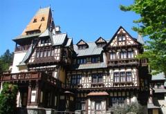 Castelul Pelişor este închis până la sfârşitul lunii octombrie