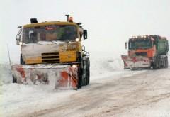 CNADNR nu a încheiat niciun contract de deszăpezire. Pentru 8 drumuri nu s-a depus nicio ofertă