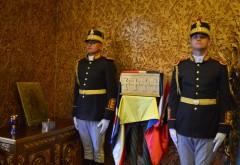 Inima Reginei Maria a fost depusă în Prahova, la Castelul Pelișor