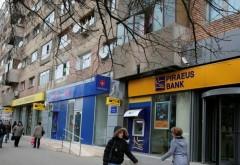 Tentativă de jaf la o bancă din Plopeni